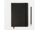 Notebook Medium (A5) Leather Hard Cover