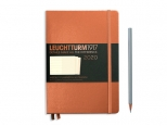 Leuchtturm1917 diary 2020 Medium (A5) Weekly plannner & Notebook METALLIC