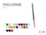 Epoca Chrome ballpen