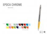 Epoca Chrome pencil