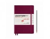 Leuchtturm1917 Academic diary 2021 Medium (A5) Week planner 18 months