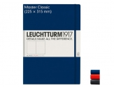 LEUCHTTURM1917 Notebook Master (A4+) Classic Hard Cover