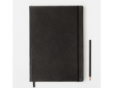 Notebook Master (A4+) Leather Hard Cover